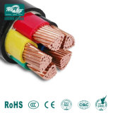 Basso cavo isolato PVC di corrente elettrica 30mm2 di tensione