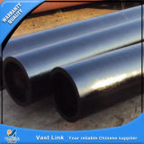 Tubo de acero de carbón S235jrg2 para la construcción