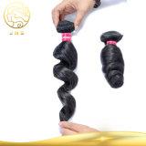 Aaaaaaa Grad-bestes verkaufendes unverarbeitete Haar-Jungfrau menschliches brasilianisches Remy Haar