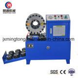 hydraulische Bördelmaschine des Schlauch-220V automatische Dx68 mit 10 Formen