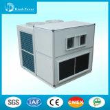 Condizionatore d'aria centrale impaccato tetto
