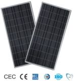 modulo solare policristallino approvato di 140W TUV/Ce/IEC/Mcs