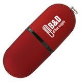 Kundenspezifischer Geschenke USB-greller Fahrer mit dem Firmenzeichen gedruckt
