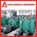 A pressão média personalizada regulou o tipo cilindro hidráulico com aço de carbono