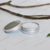 100gアルミニウム装飾的なクリーム色の包装の容器