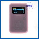 Capa de Silicone para MP3 Player para Sandisk Sansa Clip +