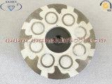 Заполненное смолаой колесо чашки диаманта для бетона