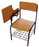 Cadeira de escola de mobiliário escolar com Tablet Sf-17f