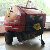農業機械の小型サイレージの販売のための円形の干し草の梱包機
