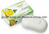 Piel de la fuente de la fábrica de China que blanquea el jabón de la belleza del baño