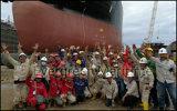 Sacos hinchables de goma directos de la venta Pnuematic para la nave que lanza, elevación, amarrando