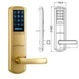 Zink-Legierungs-elektronischer Tür-Griff-Verschluss-intelligenter Schlüssel codierter intelligenter Hotel-Tür-Verschluss