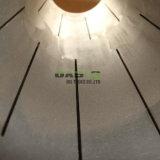 Горячая труба оазиса изготовления надувательства вертикальн прорезанная