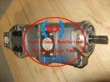 Le Japon Komatsu grue de la pompe à engrenage de transmission : 705-56-23010 pour treuil LW250L-1X/LW250L-1h des pièces automobiles