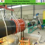 HDPEのコロナの処置機械が付いている包装によって前絶縁される管の放出ライン