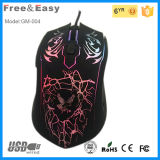 Jogo novo Mouse do USB Optical 6D do OEM de Design