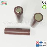 bateria de íon de lítio do banco Lir18650 P 3.7V 2600mAh da potência 3c-5c
