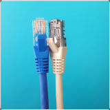 UTP 7 * 0,16 1u cobre Cat 5e Patch Cable