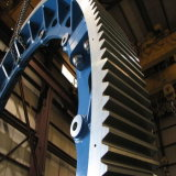 CNCによってなされる最上質の精密螺旋形ギヤ