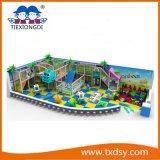 큰 할인 아이들 장난꾸러기 성곽 실내 운동장