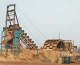 4-18m Tiefen-Sand-Ausgrabensand-Bagger für Gold/Minng/Kupfer (WA-100)