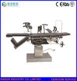 ISO/CE Krankenhaus-chirurgisches Geräten-manuelle hydraulische Betriebsmultifunktionstische