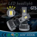 Linterna principal auto del coche LED de la lámpara de la linterna del coche de la fábrica LED
