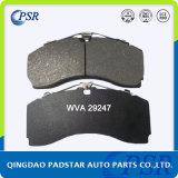 Wva29165 verwendet, Loch-rückseitige Platten-LKW-Bremsbelag stempelnd
