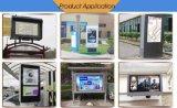 индикация рекламировать экрана касания 47inch двойная бортовая напольная LCD