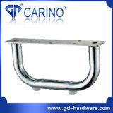 Алюминиевая нога софы для ноги стула и софы (J849)