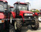Tracteur à roues agréé Wd1304 approuvé par la CE