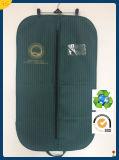 Vezel van de Polyester van de douane de Rekupereerbare, de Niet-geweven Verpakkende Zak van het Kostuum van de Zak, Zak van het Kledingstuk van pp de Niet-geweven