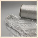 Étiquette de polyester de qualité faisant la bande de satin de polyester