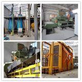 Maquinaria a base de madera del panel, cadena de producción del tablero de madera aglomerada, cadena de producción de Shavingboard, cadena de producción del conglomerado