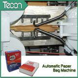 Bolsa de papel de alta velocidad que hace la máquina con 2 Colores Impresión