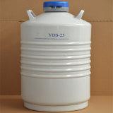 контейнер замораживателя жидкого азота Thermos 10L для промышленной пользы