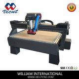 Одиночный головной гравировальный станок CNC машины Woodworking маршрутизатора CNC древесины