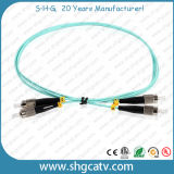 FC / Upc-FC / Upc Single Mode Simplex Fiber Optical Patch Cord