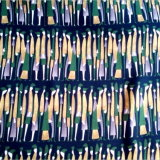 Tissu de rayonne imprimé coloré pour les femmes de l'habillement à partir d'usine de textile