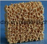 De Filter van het Schuim van Cermic van het zirconiumdioxyde voor het Afgietsel van het Staal