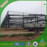Edifício pré-fabricado do armazém do frame de aço de baixo custo da alta qualidade