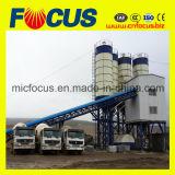 Hoher flacher Riemen-konkrete Mischanlage der Produktivität-180m3/H