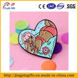 L'alta qualità ha personalizzato il distintivo di Pin con il catenaccio della farfalla