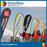 Globalsign Durable와 Stable Teardrop Flags, Teardrop Banners