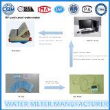 Medidor de água pagado antecipadamente B da classe