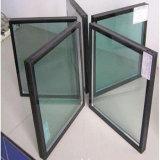 中国の専門の工場10mm+12A+10mm低いE絶縁されたガラス