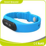실리콘 시계 팔찌가 스포츠 추적자 Bluetooth 최고 판매 인조 인간에 의하여