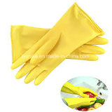 Очистка Латексные перчатки мойки домашних хозяйств