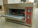 Het industriële Gas dat van de Bakkerij de Enige Oven van het Dek met Gas voor Bakkerij (zbb-101M) bakt