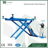 Une haute sécurité à long de la garantie de l'équipement de garage mobile (LS27/1200/M; LS30/1200/M).